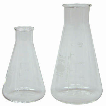 ARS - Erlenmeyer Flasks, 250ml & 500ml