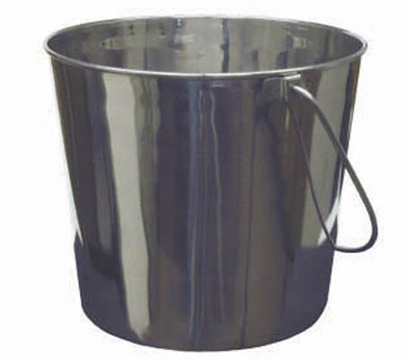ARS - 13 qt Stainless Steel Pail